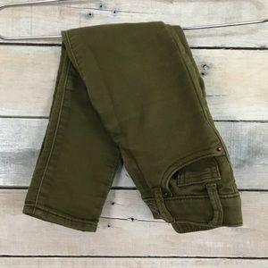 Jcrew toddler skinny jeans 4T